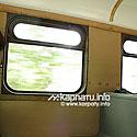 Усередині трамваю