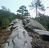 Скелі Протятого каміння