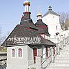 Свято-Іоанно-Богословський Хрещатинський монастир (поч. XVII ст.), с. Хрещатик