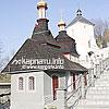 The Monastery of Saint John the Divine (early 17th cen.), Khreshchyatyk village