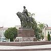 The King Danylo Halytsky (Daniel I of Galicia) Monument