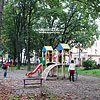 The playground in the Park dedicated to Soldiers-Internationalists (located between Halytska St., Sestry Vasylianky St. and Soldiers-Internationalists St.)