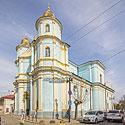 Колишній вірменський костел (1762 р.), тепер — Свято-Покровський собор Української автокефальної церкви, вул. Вірменська, 6