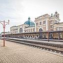 Железнодорожный вокзал, ул. Привокзальная, 1
