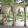 Парк на месте бывших крепостных валов, ул. Валовая