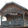 Старий дерев'яний будинок