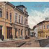 Коломия, вул. Косцюшко – вид на Кав'ярню Центральну, 1917 р. (листівка, зображення з сайту <a href=&quot;http://artkolo.org&quot;>artkolo.org</a>)