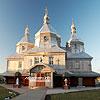 Annunciation Church (1850), Verbovets village
