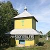 Дзвіниця Миколаївської церкви, с. Сливки