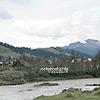 Вид на Чорногірський хребет зі сторони Верховини