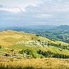 Пейзаж с горы Магура