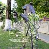 Скульптура в центрі міста