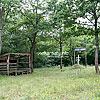Gedenkbunker neben dem Dorf Wolja Ljubynska