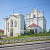 Костел Святой Троицы (XVII в.), пгт Ивано-Франково