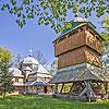 Church of St. Paraskeva (1516, 1640, 1748), Novyi Yar village