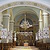 Колишній костел Христа Царя (1925-1936), тепер - греко-католицька церква Різдва Пресвятої Богородиці, інтер'єр, вул. Отця Іздрика, 6