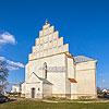 Готический костел Св. Николая (реставрирован в 1926 г.)