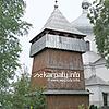 Дзвіниця церкви св. Михаїла (XVIII ст.), с. Верин