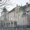 The sports school in Peremyshlyany town