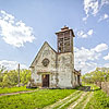 Abandoned Catholic church (1930ies), Pidtemne village