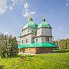 Михайлівська церква з дзвіницею (1770), с. Жирівка