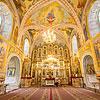 Церква Пресвятої Трiйцi (XVI ст.), смт. Щирець