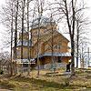 Церковь Богоявления Господнего (1909), с. Нижняя Рожанка