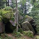 """Скелі """"Острів Пасхи"""""""