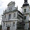 Костел Св. Миколая (1653, тепер - церква Зіслання Св.Духа)