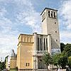 Unfinished Catholic church (1930s)