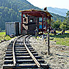 The museum of narrow-gauge railway