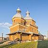 Церква Воздвиження Чесного Животворного Хреста (1854 р.), с. Стронятин