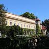 Замок Любомирских и Потоцких (1629-1641), г. Ланьцут