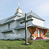 Церква св. Великомучениці Параскевії Сербської (1385-1410, 1728, реставрована на поч. XXI ст.), с. Поручин