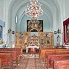 Карснопущанський (Василіянський) монастир (1664) всередині, с. Краснопуща