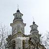 Монастир отців Василіян (1712), церква Воздвиження Чесного Хреста