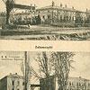 Казарми австрійської армії, поч. XX ст. (листівка, зображення з сайту artkolo.org)