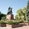 Пам'ятник Д. Галицькому
