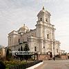 Колишній костел бернардинів, тепер - Свято-Троїцький кафедральний собор (1752–1755), м. Луцьк, вул. Градний Узвіз, 1