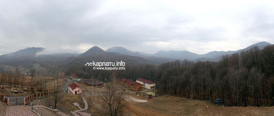 Shayan Traveling In The Carpathians Western Ukraine