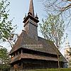 Миколаївська церква (поч. XVІІ ст., 1704 р.), с. Сокирниця