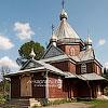 Церковь Преображения Господнего (построена в 1780 г. в с. Яблуница, перевезена в 1871 г.)