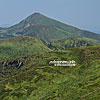 Chornohora mountain range