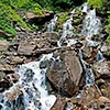 Trufanets waterfall