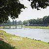 The Uzh river