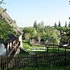 Территория ужгородского скансена